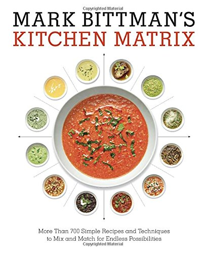 Kitchen Matrix by Markbittman is another great holiday Christmas present idea.
