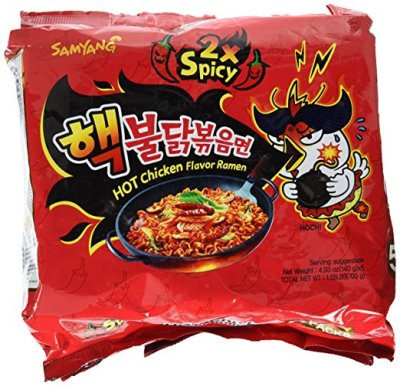 Samyang 2x Spicy Chicken Ramen